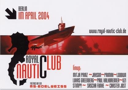 2004.04 Royal Nautic Club a