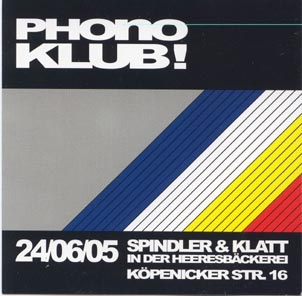 2005.06.24 Phonoklub a