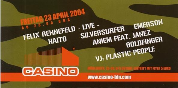 2004.04.23 b Casino Berlin
