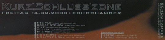 2003.02.14 a Echochamber