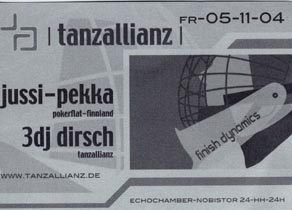 2004.11.05 Echochamber