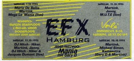 1995.10 EFX