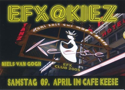 2005.04.09 Cafe Keese