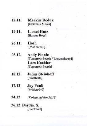 2005.11 Zuckerklub b