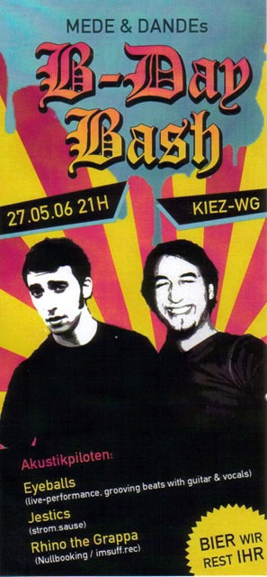 2006.05.27-B-Day-Bash