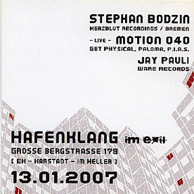2007.01.13 - Hafenklang b