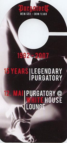 2007.05.12 - Purgetory a