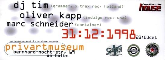 1998.12.31 Privateartmuseum