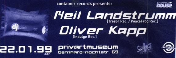 1999.01.22 Privatartmuseum