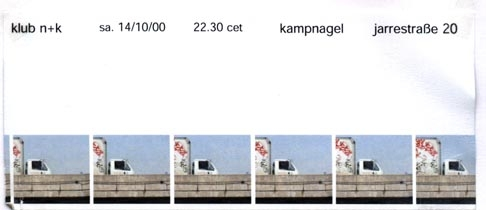 2000.10.14 Kampnagel