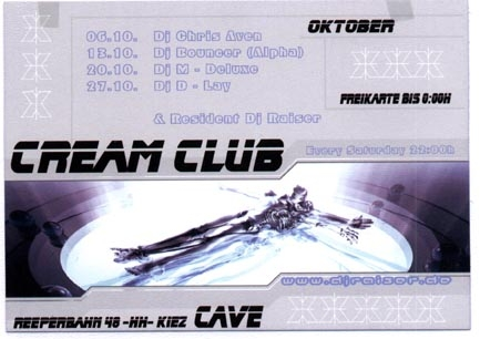 2001.10 Cave