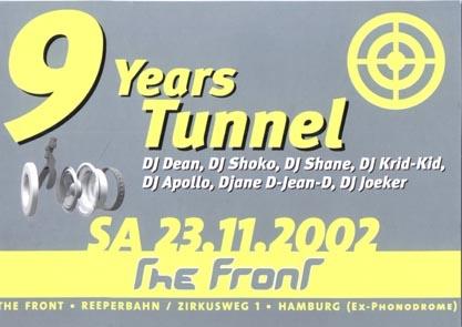 2002.11.23 Tunnel
