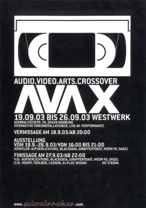 2003.09.19 Westwerk