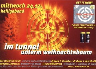 2003.12.24 Tunnel