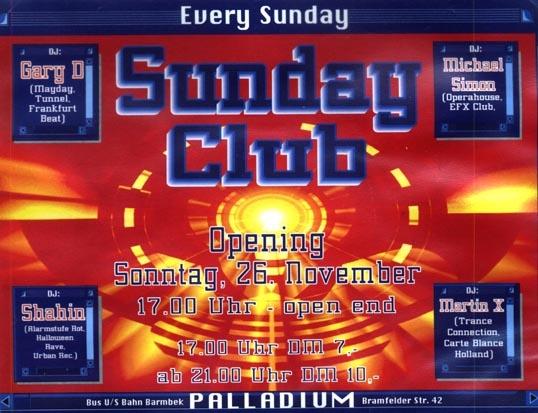 1994.11.26 Palladium