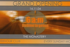 2004.11.14 The Monastery a