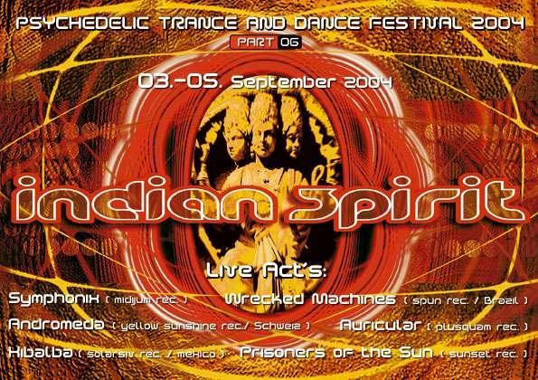 2005.09.04 Indian Spirit