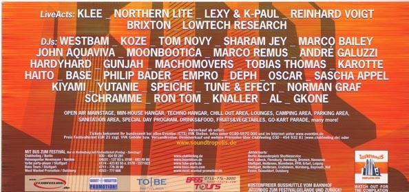 Soundtropolis 2005 b