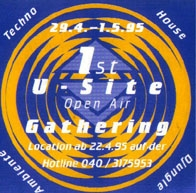 1995.04.22 a 1st U-Site OA Gathering