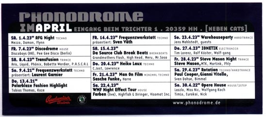 2000.04 Phonodrome
