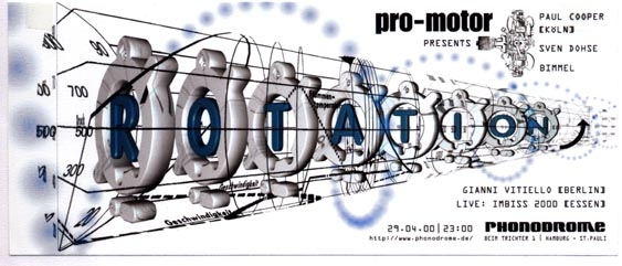 2000.04.29 Phonodrome