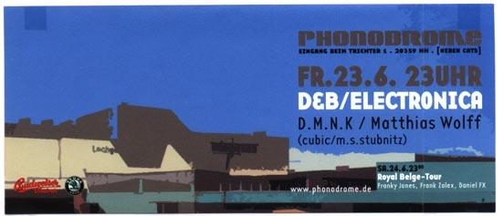 2000.06.23 Phonodrome