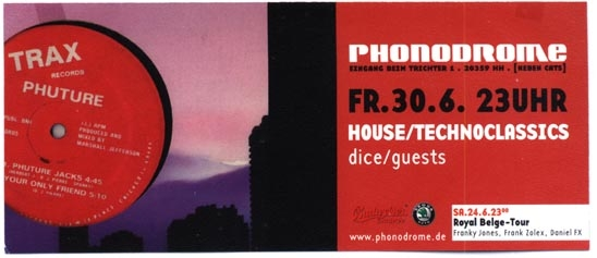 2000.06.30 Phonodrome