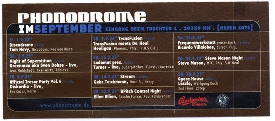2000.09 Phonodrome