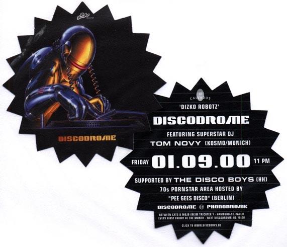 2000.09.01 Phonodrome