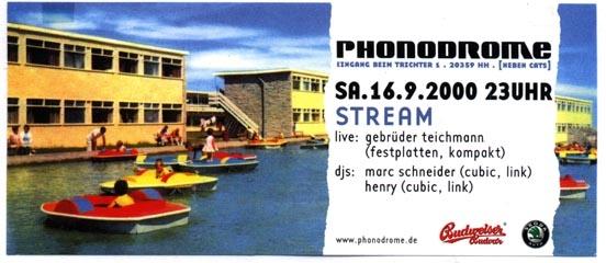 2000.09.16 Phonodrome