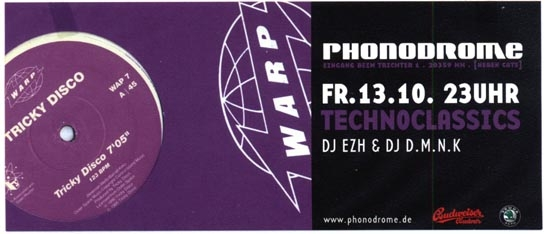 2000.10.13 Phonodrome