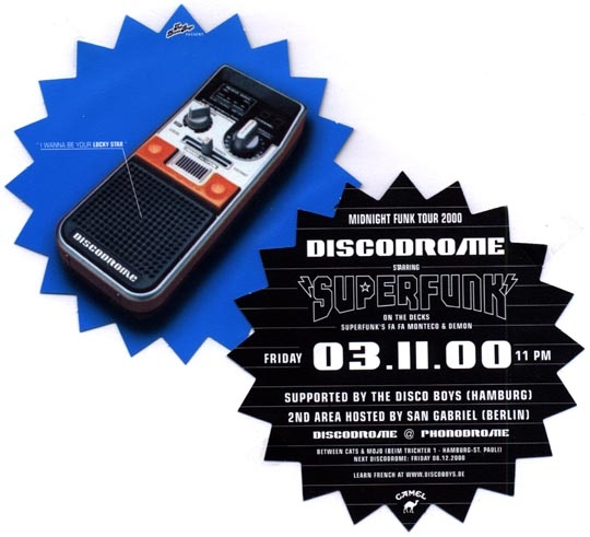 2000.11.03 Phonodrome