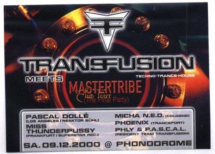 2000.12.09 Phonodrome