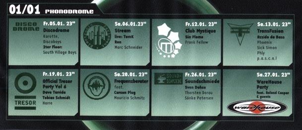 2001.01 Phonodrome