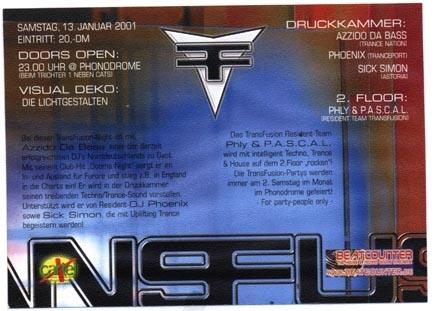 2001.01.13 Phonodrome