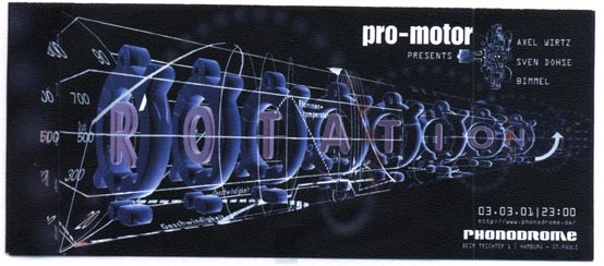 2001.03.03 Phonodrome