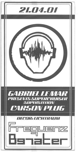 2001.04.21 Phonodrome