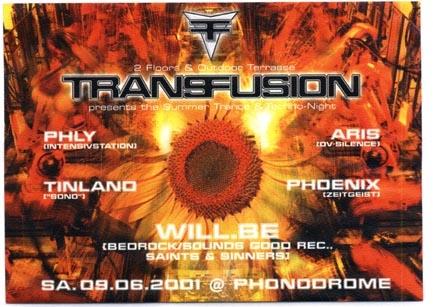 2001.06.09 Phonodrome