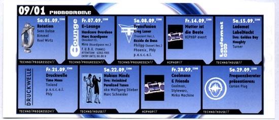 2001.09 Phonodrome