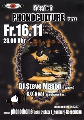 2001.11.16 Phonodrome