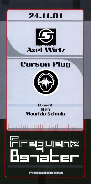 2001.11.24 Phonodrome