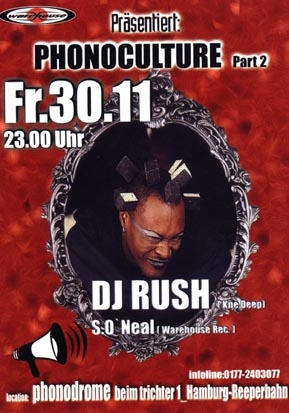 2001.11.30 Phonodrome
