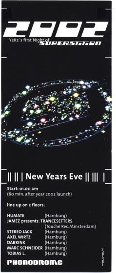 2001.12.31 Phonodrome