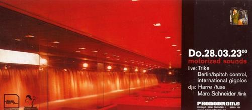 2002.03.28 Phonodrome