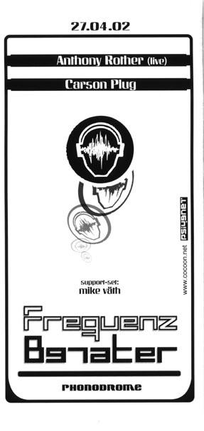 2002.04.27 Phonodrome