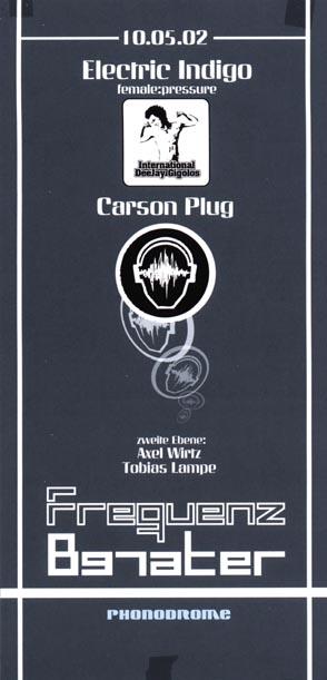 2002.05.10 Phonodrome