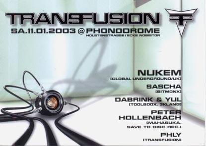 2003.01.11 a Phonodrome