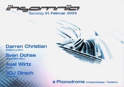2003.02.01 a Phonodrome