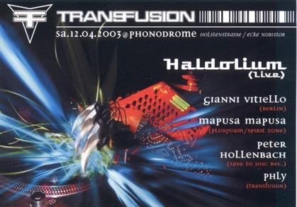 2003.04.12 a Phonodrome