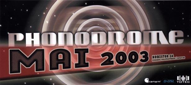 2003.05 a Phonodrome